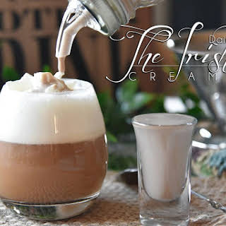 The Irish Creamer (Paleo, Keto, Vegan, Low Carb, Dairy free, No Alcohol).