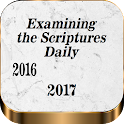 Examinig the Scriptures Daily icon