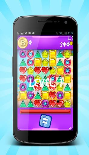 Jewel Gems Mania Match Puzzle