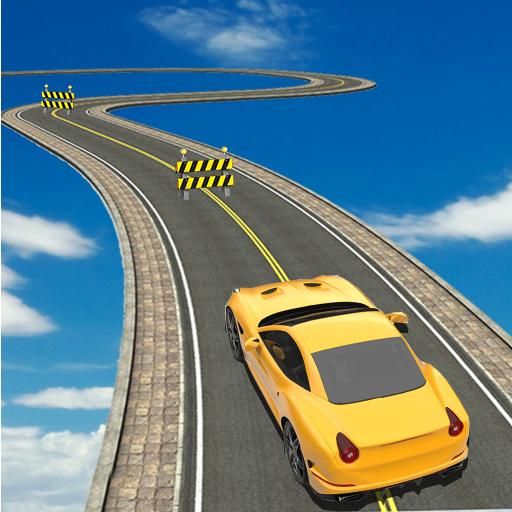 Impossible Car Stunt Drive