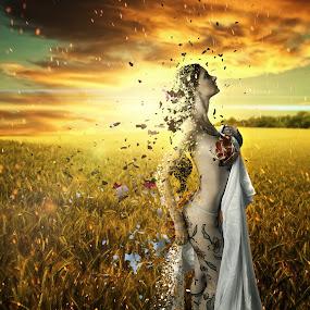 SHUTTERED DREAMS by EUGENE CAASI - Digital Art People