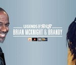 Legends of R&B featuring Brian Mcknight and Brandy : Durban ICC
