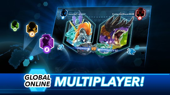 BEYBLADE BURST app Mod 8.0 Apk [Unlimited Money/beyblades Unlocked] 3