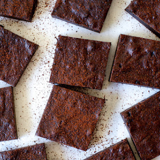 Brownies Cocoa Powder Butter Recipes