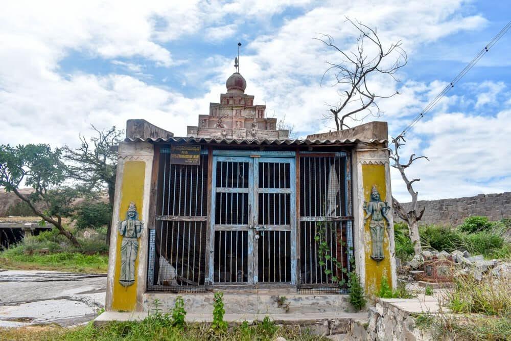 hampi+monuments+karnataka
