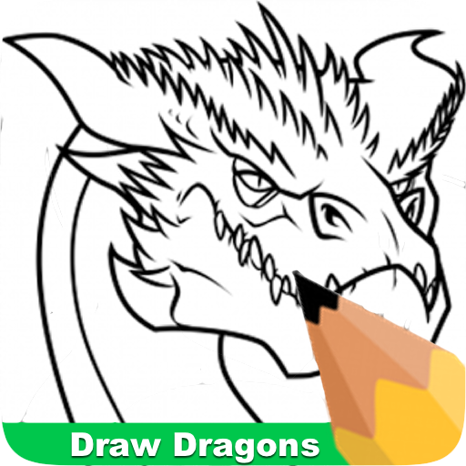 How To Draw Dragons 遊戲 App LOGO-硬是要APP