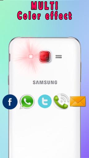 Color Flash Light Alert Calls 2.8 screenshots 1