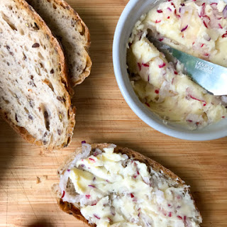 Radish Butter Recipe
