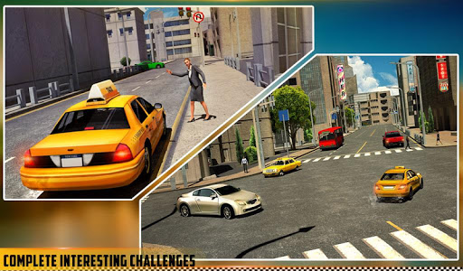 HQ Taxi Driving 3D 1.5 screenshots 15