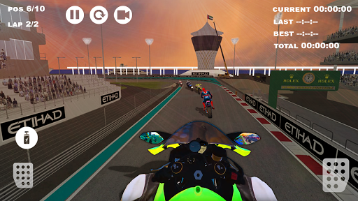 Moto Race 2018: Bike Racing Games  captures d'écran 5