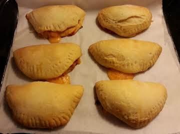 Mini biscuit Calzones