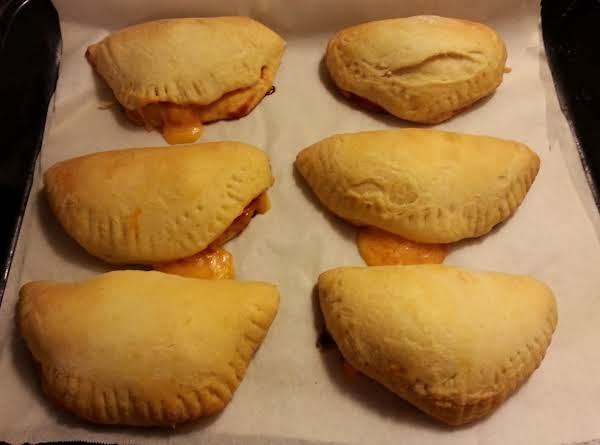 Mini Biscuit Calzones Recipe