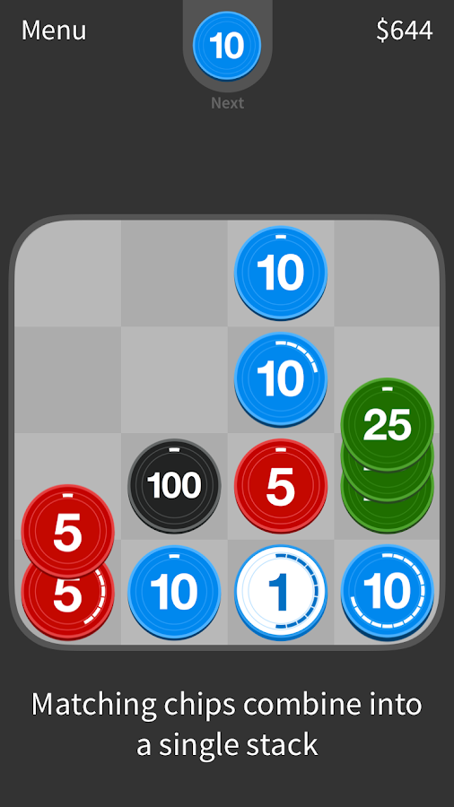 Puzzle Chips- screenshot