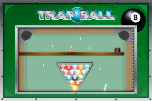 Trap Ball Pool Edition