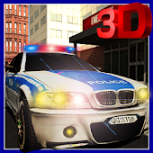 Police Chase Crime City 3d
