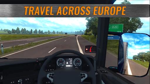 Europe Truck Simulator 1.6 screenshots 3