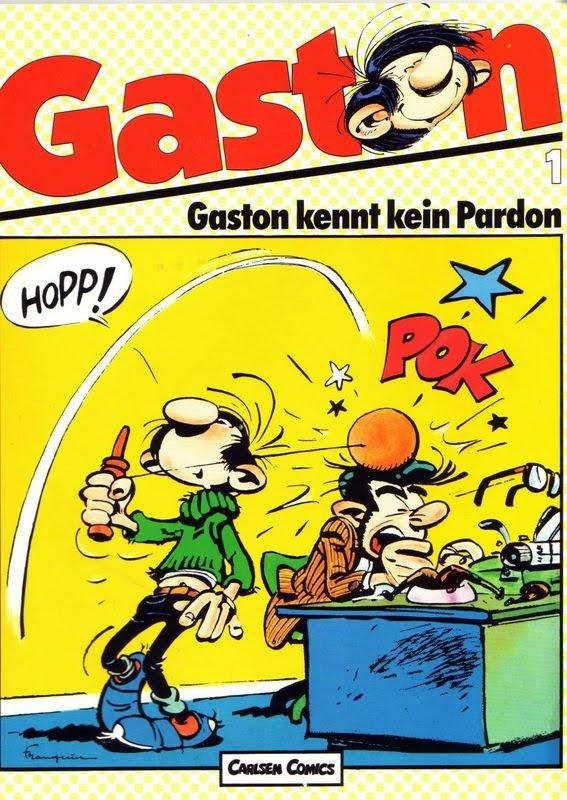Gaston (1985) - komplett