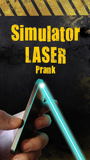 Simulator Laser Camera Prank