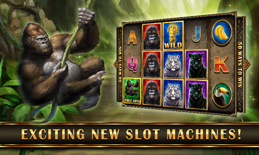 Slots Super Gorilla Free Slots - screenshot