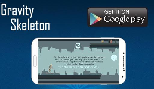 玩免費街機APP|下載Gravity Skeleton app不用錢|硬是要APP