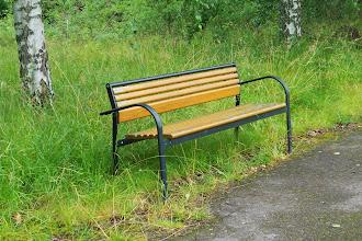 Foto: Jag behövde aldrig sätta mig ner och vila ;)