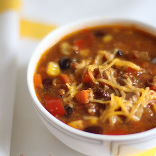 Slow Cooker Southwestern Pork Chili.