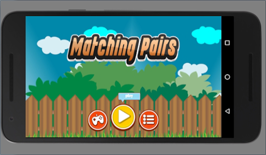 Memory Game : Matching Pairs - náhled