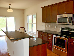 Photo: The kitchen in one of our recent DAVENPORT homes