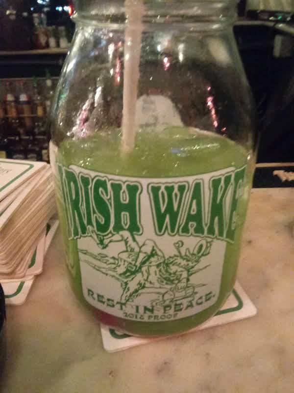 This Is A Proper Irish Wake