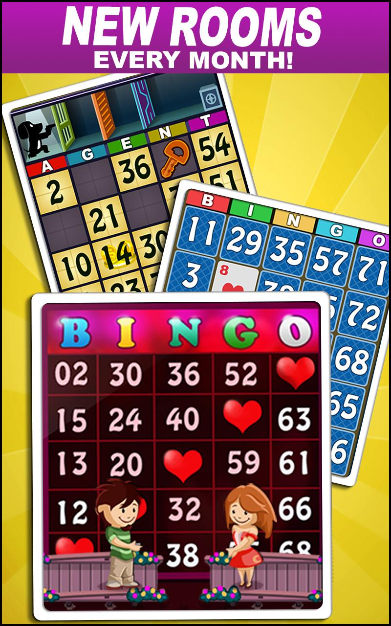 Bingo Bash screenshot #3