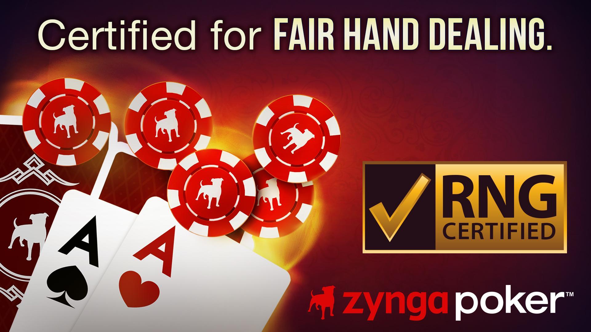 Zynga Poker – Texas Holdem screenshot #5