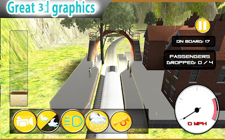 Drive Super Train Simulator 1.2 screenshot 130732