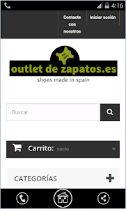 Outlet de Zapatos screenshot 0
