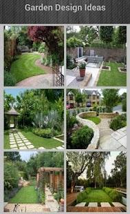 Design zahrady Nápady - náhled