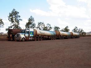 Photo: Road Train