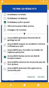 Bureaux de Poste - Localisation, services - náhled