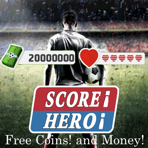 Cheats Score Hero Unlimited Life And Money - prank