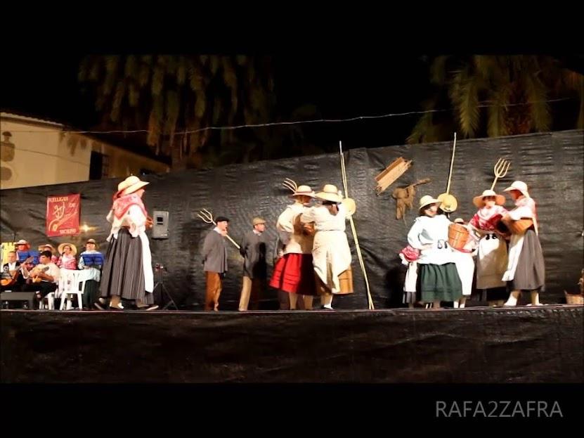 festival fuelligah de sacaliño