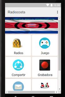 Radio Emisoras de Costa Rica Gratis - náhled
