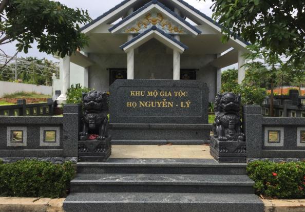 Chọn đất xây dựng lăng mộ cho gia tộc là vấn đề không hề đơn giản