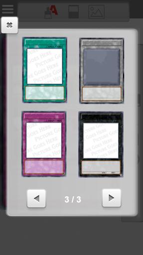 Yugioh Card Maker 1.2.3 screenshots 3