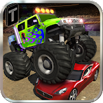 Monster Truck Speed Stunts 3D 1.2 Apk