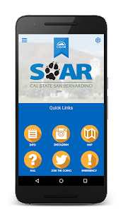 SOAR-CSUSB-2016- screenshot thumbnail