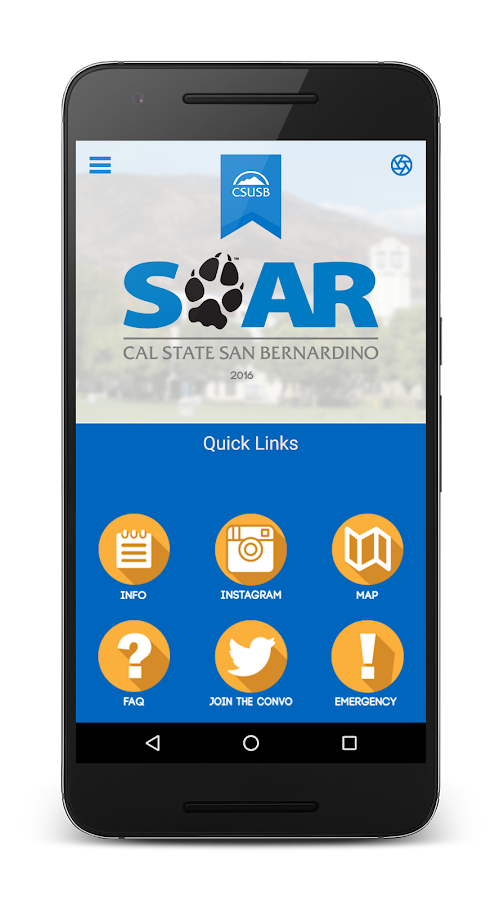 SOAR-CSUSB-2016- screenshot