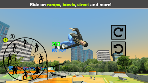 Skateboard FE3D 2 - Freestyle Extreme 3D apkdebit screenshots 5