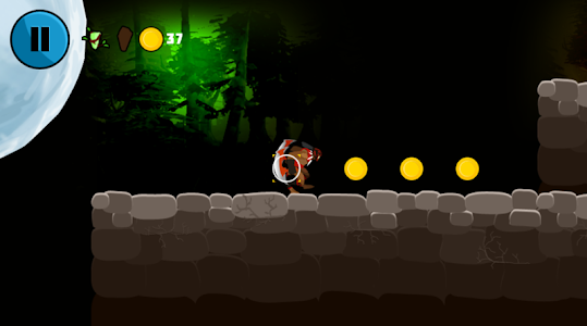 Dota 2: Snowball Chase screenshot 0