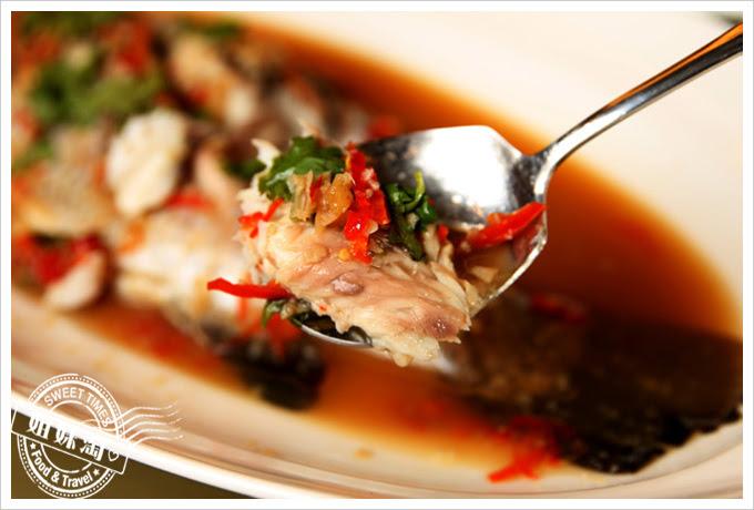 福容大飯店-泰式鮮鱸魚