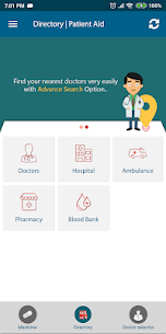 Patient Aid (পেশেন্ট এইড) Apk  Download For Android 5
