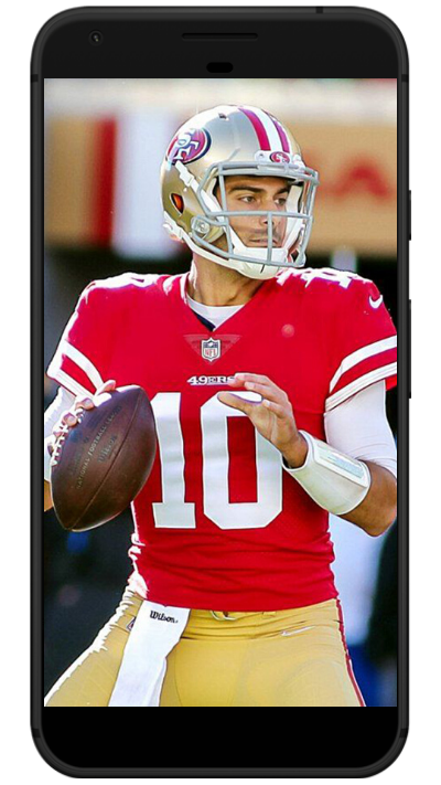Download Jimmy Garoppolo 49ers Hd Wallpapers Android For Android