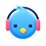 Lark Player - Free MP3 Music & Youtube Player icon